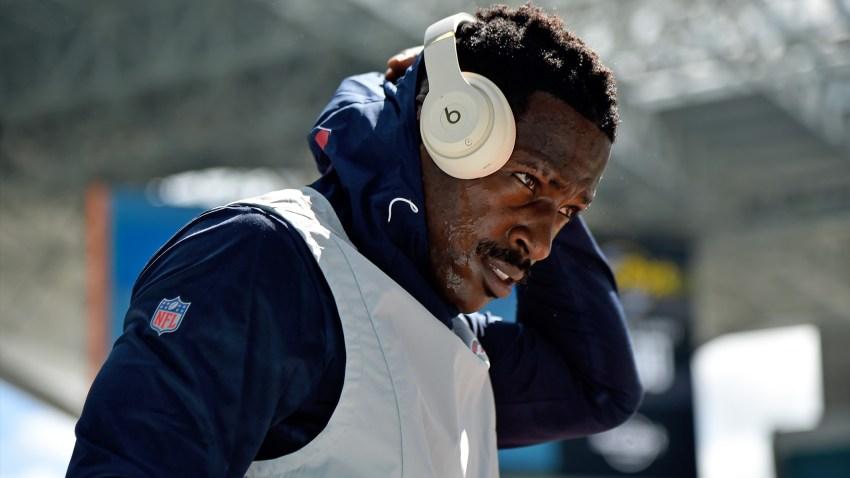[CSNBY] Former Raiders receiver Antonio Brown no longer Nike representative