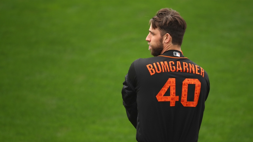 [CSNBY] Bumgarner injury just the latest in recent run of misfortune for Giants