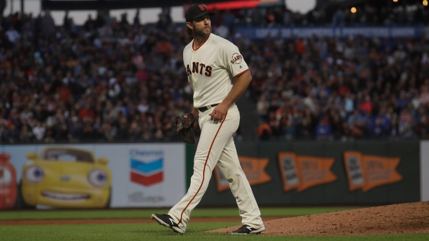[CSNBY] Phillies vs. Giants lineups: Madison Bumgarner takes on Bryce Harper