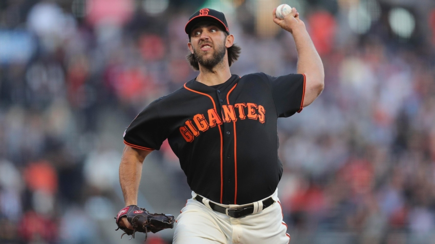 [CSNBY] Madison Bumgarner not thinking about possible final days with Giants