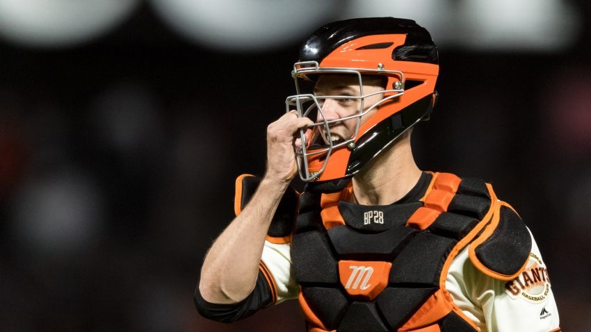 [CSNBY] Giants' bats 'aren't clicking' as team loses ground in playoff race