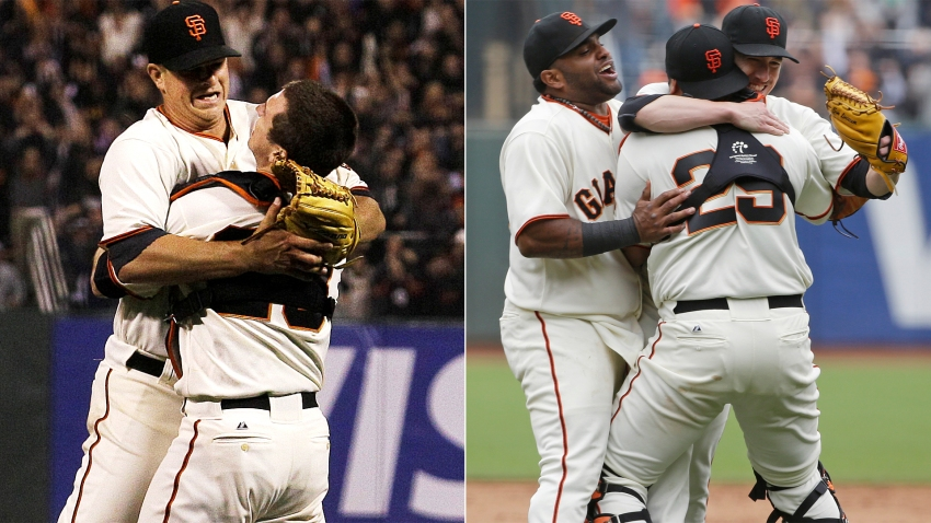 [CSNBY] POLL: Giants Memorable Moments -- Cain's Perfect Game vs Lincecum's second no-hitter
