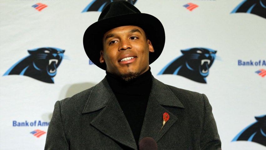 [CSNBY] Cam Newton benched to start game vs Seahawks for breaking dress code