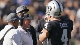 [CSNBY] Raiders reminded not to overlook Bengals by Kentucky, Saints upsets