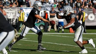 [CSNBY] Why Derek Carr, Josh Jacobs say Raiders offense didn't meet high standard