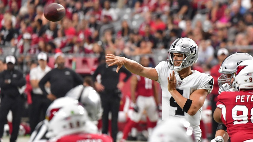 [CSNBY] Raiders frontline starters might be done playing in preseason