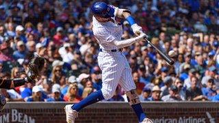 [CSNBY] MLB rumors: Giants interested in free-agent slugger Nicholas Castellanos