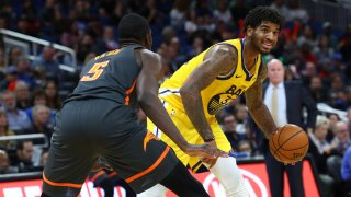 [CSNBY] Warriors' Marquese Chriss explains mindset on non-guaranteed contract