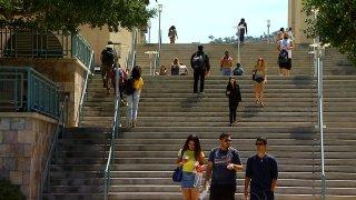 college generic campus CSU San Marcos 2019