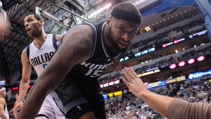 [CSNBY] Rewind: In loss to Mavs, Kings let opponent hit them first again
