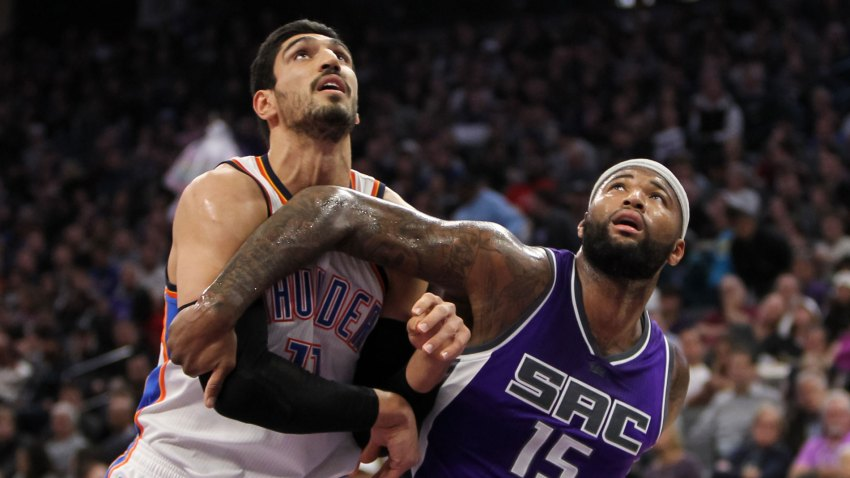 [CSNBY] Instant Replay: Cousins outshines Westbrook, carries Kings to win over Thunder