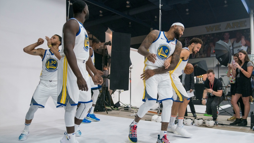 [CSNBY] Rick Welts: Teams 'praying' DeMarcus Cousins is crack in Warriors' armor