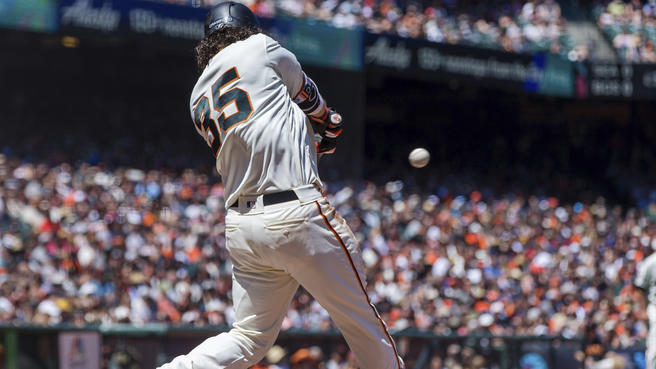 [CSNBY] Crawford's big day paves the way for Giants in win vs Padres