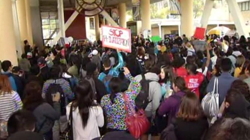 csu protests