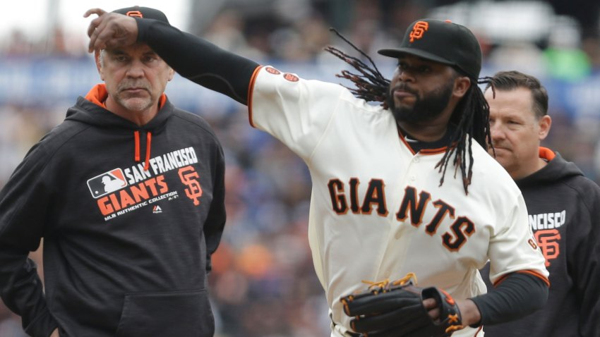 [CSNBY] Will Cueto be ready for the WBC? 'That's the question we have to answer'