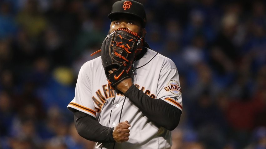 [CSNBY] Giants lose to Cubs 4-1