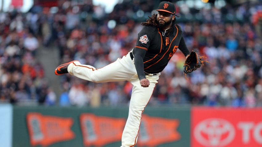 [CSNBY] Johnny Cueto 'really excited' after rehab start, set for next step