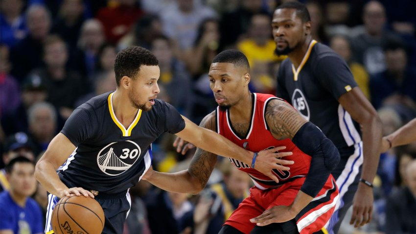 [CSNBY] Steph Curry 'definitely' wants Warriors to run more pick-and-roll