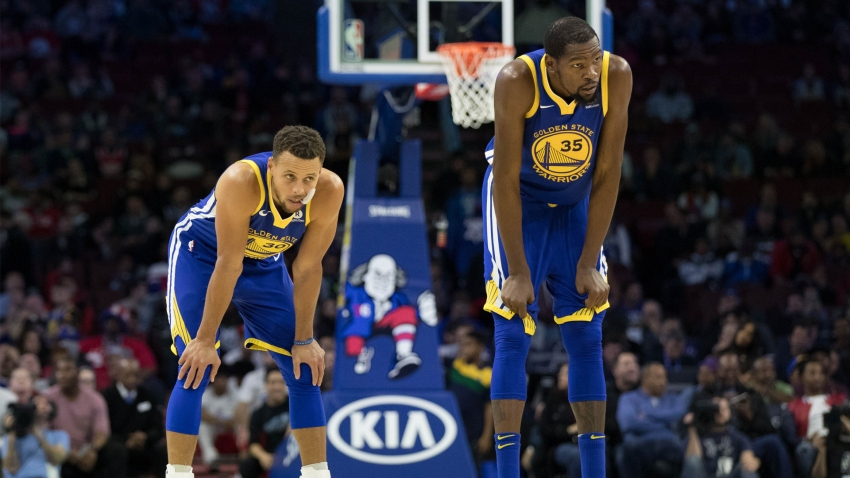 [CSNBY] Steph Curry, Kevin Durant will not play vs Kings