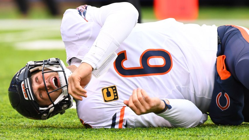 [CSNBY] Ahead of 49ers bout, Bears make call on Cutler's season