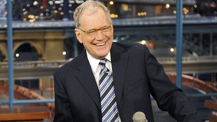 TV Letterman Ferguson