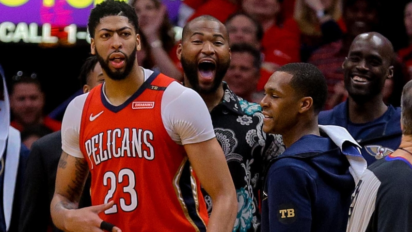 [CSNBY] Anthony Davis: With healthy DeMarcus Cousins, Pelicans 'coulda won it all'