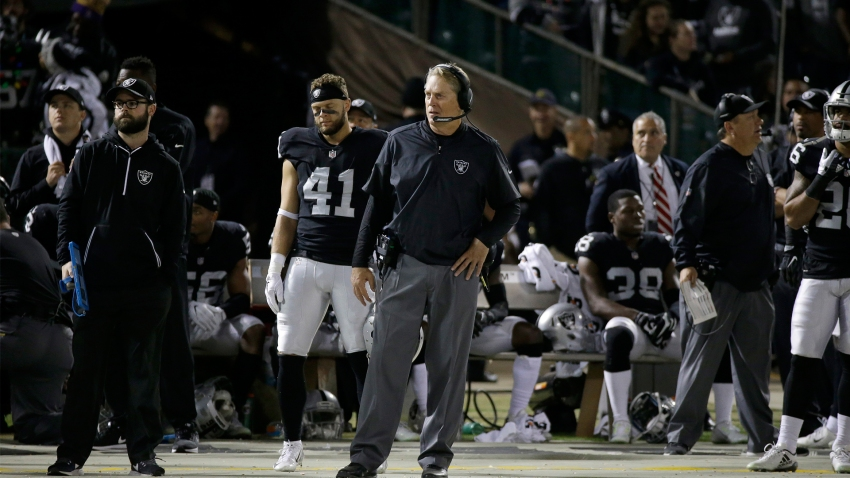 [CSNBY] Turn out the lights, the party's over for the 2017 Raiders