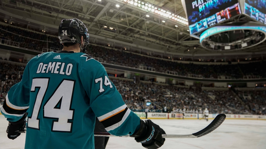 [CSNBY] Sharks issue qualifying offers to Hertl and Tierney, but not DeMelo
