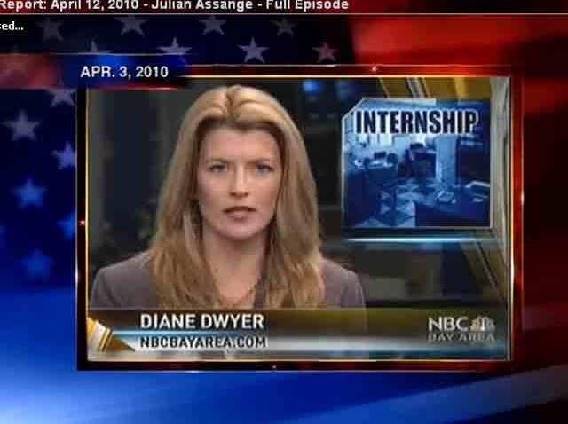Diane Dwyer on Steven Colbert