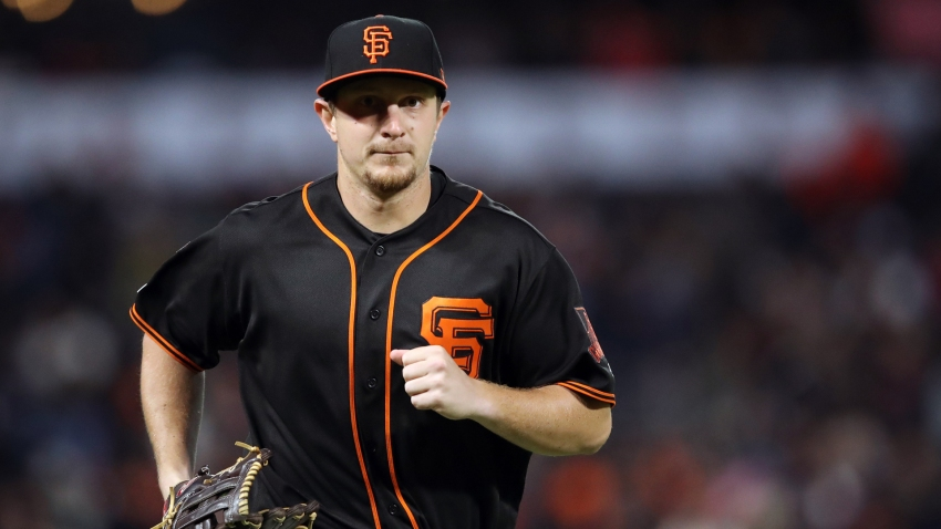 [CSNBY] MLB Players' Weekend: Giants' Alex Dickerson denied first-choice nickname