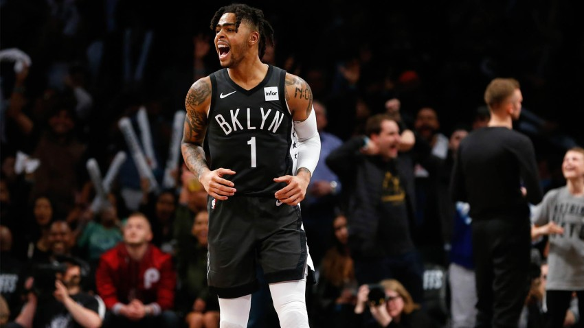 [CSNBY] Warriors profile: D'Angelo Russell brings more star power, new element