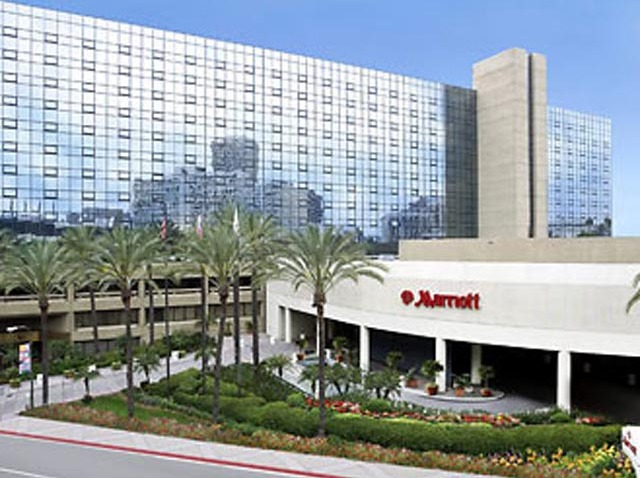 Los Angeles Marriott Downtown