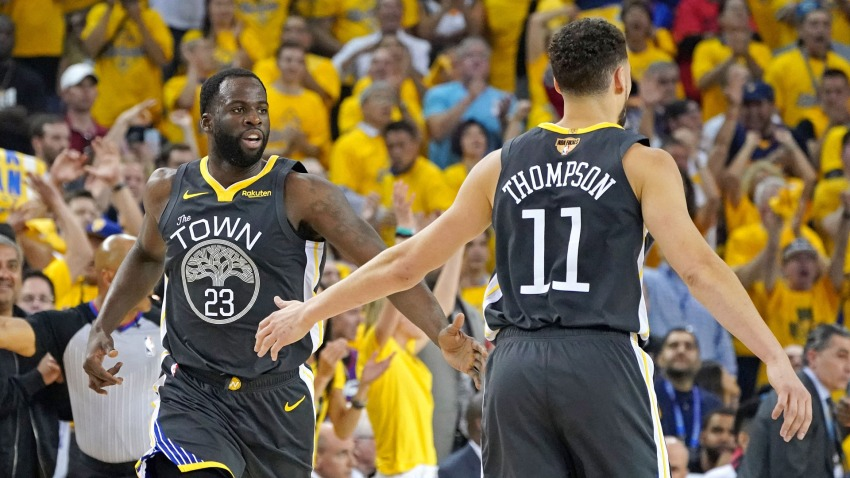 [CSNBY] Draymond Green knows 'no one' will want to see Warriors in NBA playoffs