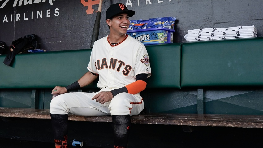 [CSNBY] Giants vs. Padres lineups: Mauricio Dubon hitting eighth in team debut