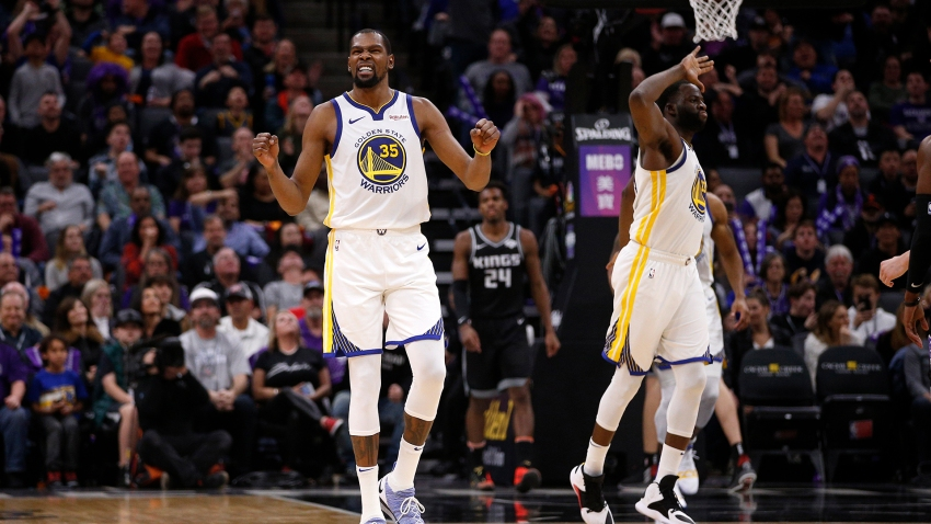 [CSNBY] Warriors Under Review: Two scary moments, but Pacers were never a threat