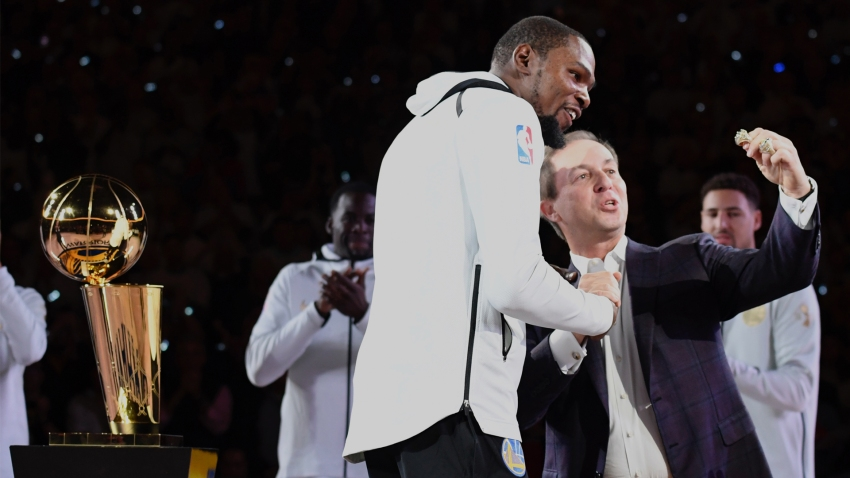 [CSNBY] Hey Kevin Durant -- will you take another $10 million paycut? 'Would that be smart?'