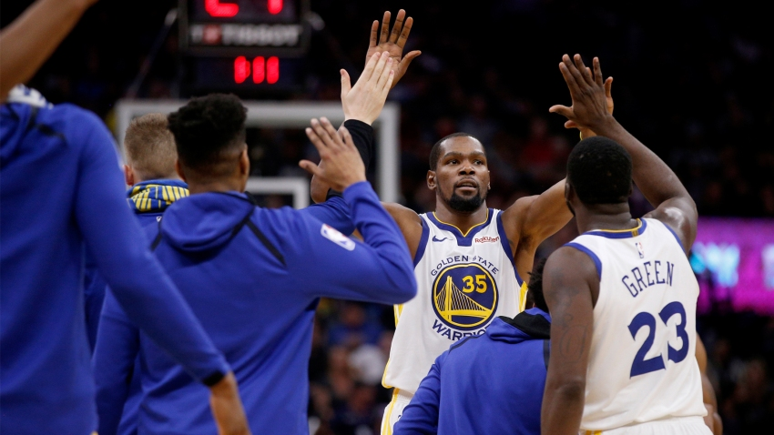[CSNBY] Kevin Durant did something that hadn't been seen in NBA in over four years