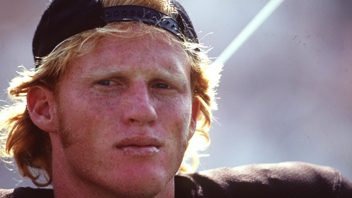 Former USC/Raiders QB Arrested After Found Naked In Yard