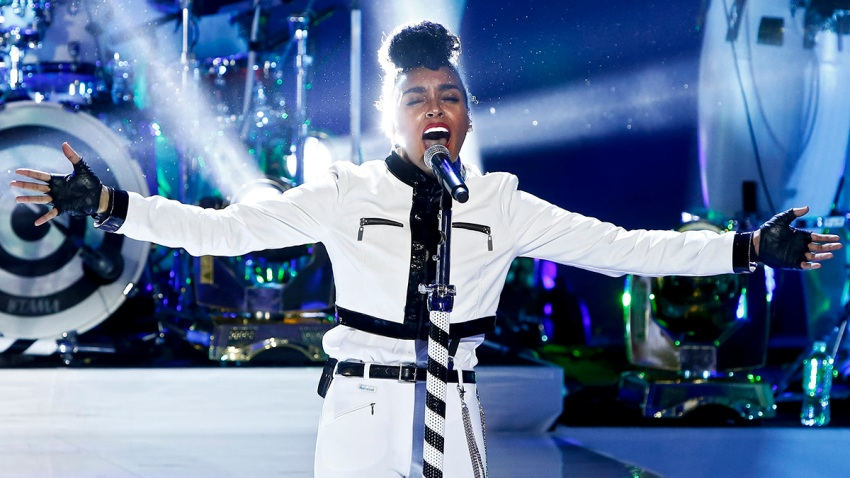 VH1 Super Bowl Concert with Janelle Monae