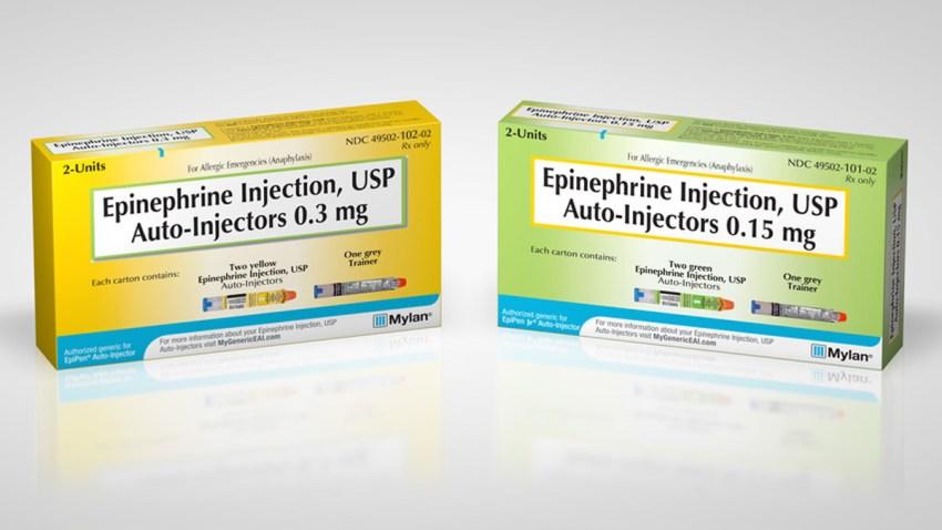 epipen-generics