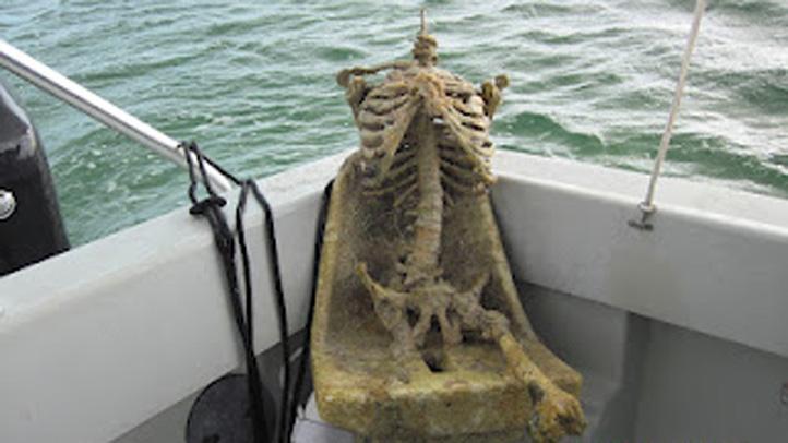 fake remains Key West
