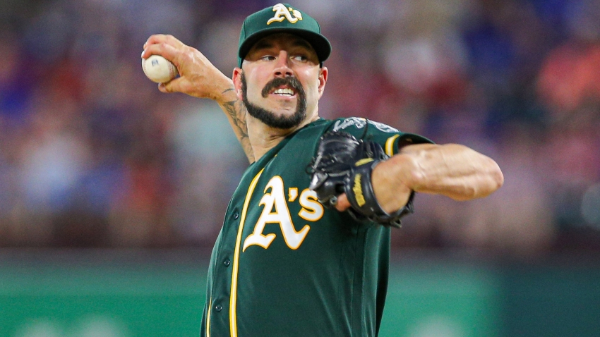 [CSNBY] Mike Fiers to undergo MRI on hand, hopes to start for A's on Friday