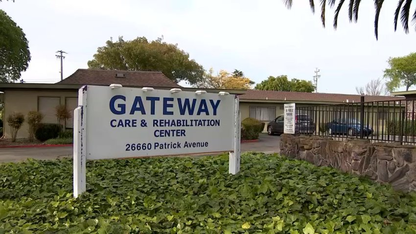 The Gateway nursing facility in Hayward