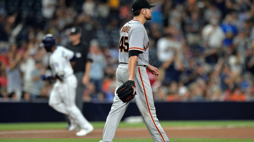 [CSNBY] Instant Analysis: Five takeaways from Giants' 6-3 loss to Padres