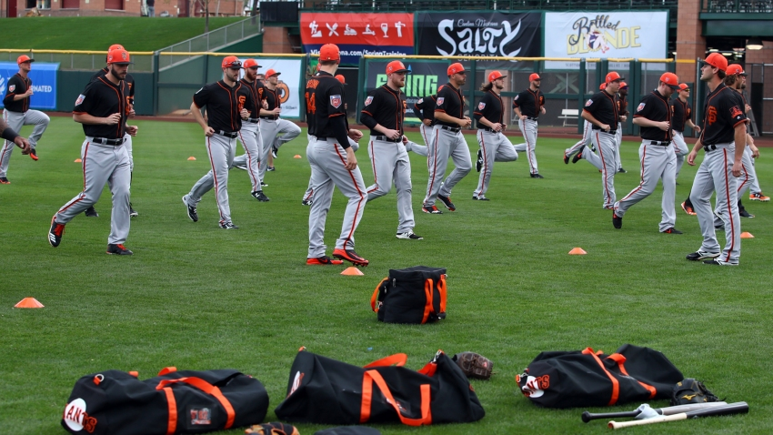 [CSNBY] Giants pitchers won't have to adjust to pitch clock this season