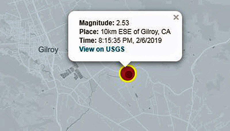 gilroy-quake