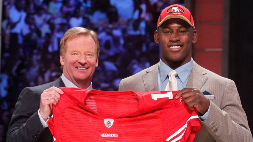 [CSNBY] Report: Aldon Smith meets with Roger Goodell, NFL officials
