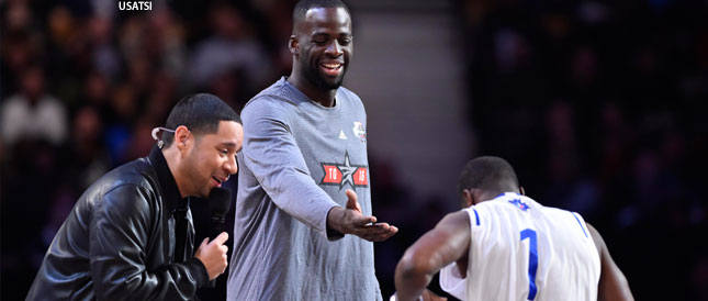 [CSNBY] Will Draymond keep his composure, be an All-Star again?