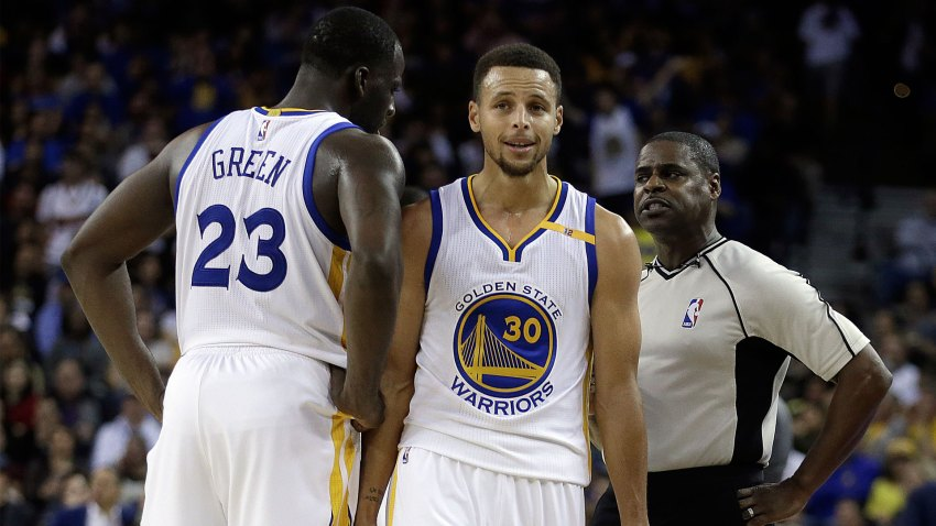 [CSNBY] Rewind: Curry carries Warriors, who are still trying to find their groove