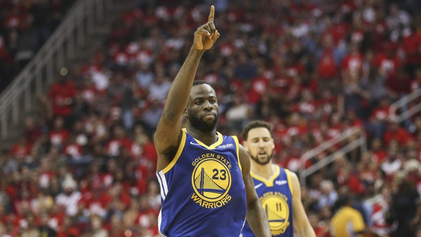 [CSNBY] NBA rumors: Draymond Green, Warriors agree to four-year contract extension